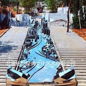 深圳基建兵雕塑园项目顺利完工
